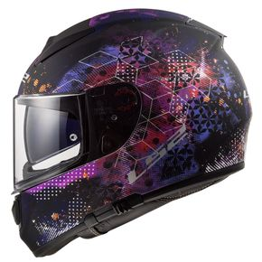 Capacete-LS2-FF397-Vector-Cosmos-Matt-Black-Pink-1