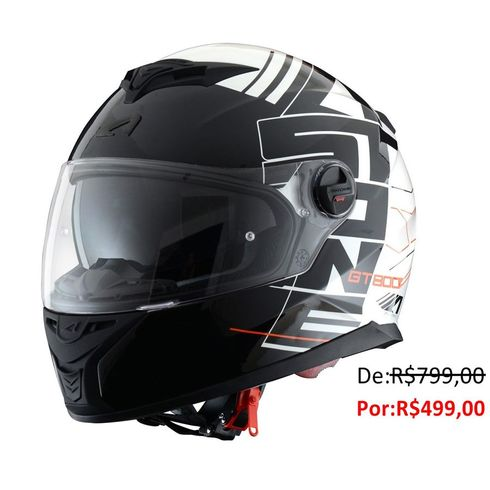 Capacete-Astone-GT800-Astro-White-Black-1