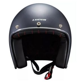 Capacete-Lucca-OF605-Cafe-Racer-Matt-Black-1