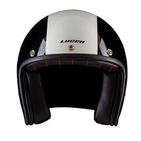 Capacete-Lucca-OF605-Line-Black-White-1