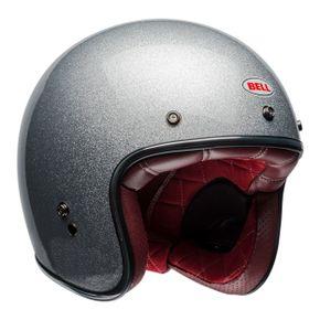 Capacete-Bell-Moto-Custom-500-Flake-Silver-1