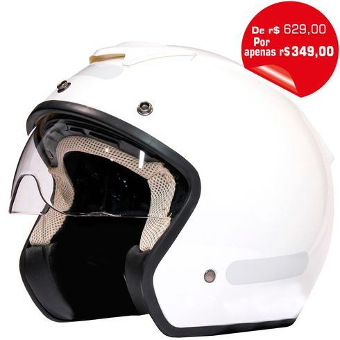 Capacete-Astone-Sportster-2-Gloss-White-4