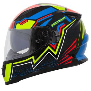 Capacete-Norisk-FF302-Wizard-Black-Blue-Red-Yellow-1