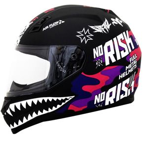 Capacete-Norisk-FF391-Ride-Hard-Black-Pink-1