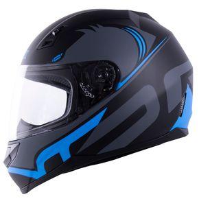 Capacete-Norisk-FF391-Squalo-Matt-Black-Blue-1