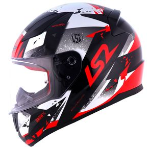 Capacete-LS2-FF353-Rapid-Grow-Red-Titanium-Black-1