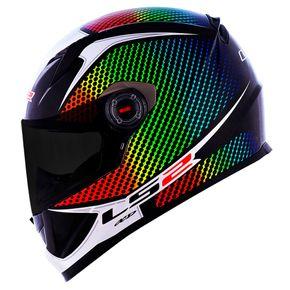Capacete-LS2-FF358-Wardots-Rainbow-1