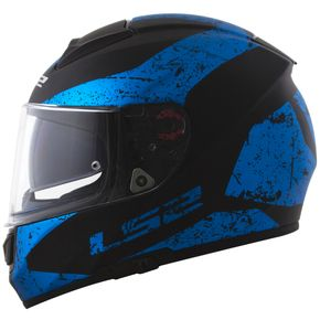 Capacete-LS2-FF397-Vector-Sign-Matt-Blue-Black-Metallic-1