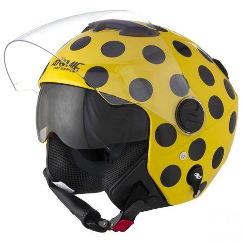 Capacete-Pro-Tork-Atomic-Joaninha-Yellow-1