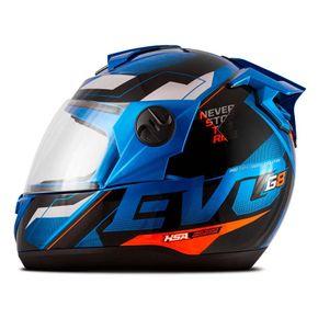 Capacete-Pro-Tork-G8-Evo-Azul-Laranja-1