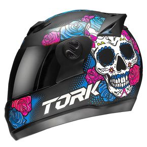 Capacete-Pro-Tork-G7-Mexican-Skull-1