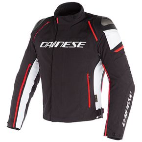 Jaqueta-Dainese-Racing-3-D-Dry-Black-White-Red-1