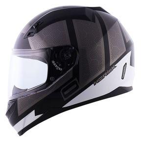 Capacete-Norisk-FF391-King-White-Black-Grey-1