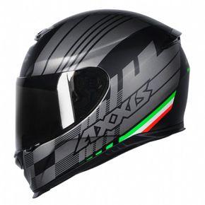 Capacete-Axxis-Eagle-Italy-Matt-Black-1