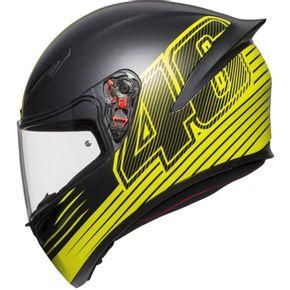 Capacete-AGV-K1-Edge-46-Black-Yellow-Fluor-1