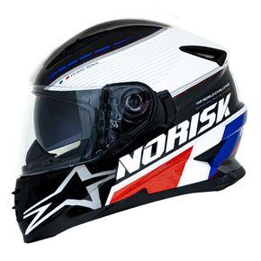 Capacete-Norisk-FF302-Grand-Prix-France-1