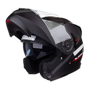 Capacete-Texx-Gladiator-Preto-Fosco-1