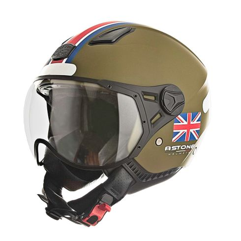 Capacete-Astone-KSR-2-British-Matt-Army-Black-Red-1