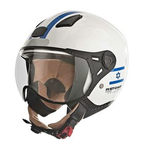 Capacete-Astone-KSR-2-Israel-White-Blue-1