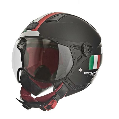 Capacete-Astone-KSR-2-Italy-Matt-Black-Red-Green-1