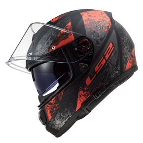 Capacete-LS2-FF397-Vector-Swipe-Matt-Black-Red-1