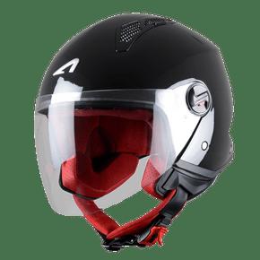 Capacete-Astone-Mini-Jet-Black-1