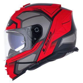 Capacete-LS2-Storm-FF800-Faster-Red-Titanium-1