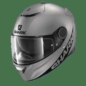 Capacete-Shark-Spartan-1.2-Blank-Matt-AMA-1