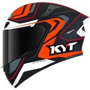 Capacete-KYT-TT-Course-Overtech-Black-Orange-1