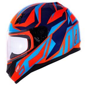 Capacete-Norisk-FF391-Cutting-Fluo-Orange-Blue-1