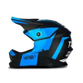Capacete-Pro-Tork-Cross-Infantil-Factory-Edition-Azul-Preto-1