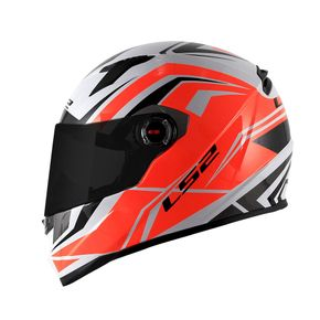 Capacete-LS2-FF358-Blade-White-Black-Red-1