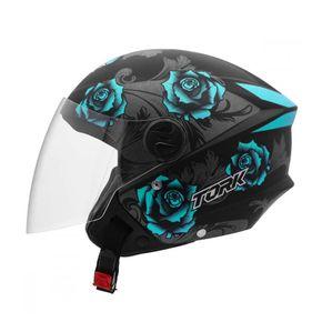 Capacete-Pro-Tork-New-Liberty-Three-Flowers-Azul-1