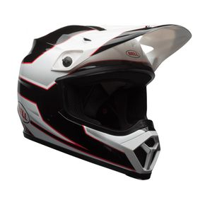 Capacete-Bell-MX9-Mips-Stryker-Black-White-1