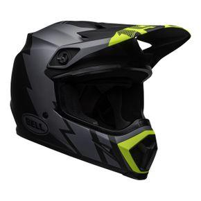 Capacete-Bell-MX9-Mips-Strike-Matt-Grey-Black-1