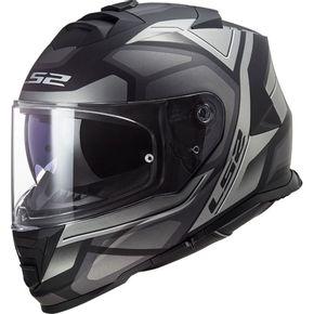 Capacete-LS2-FF800-Faster-Black-Graph-Grey--1