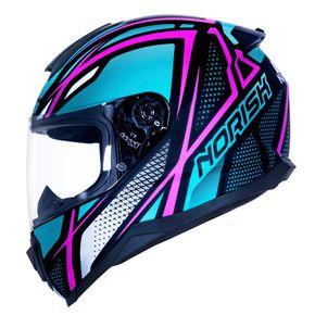 Capacete-Norisk-Razor-Ninja-Matt-Pink-Blue-1