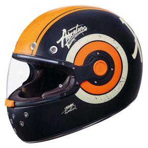 Capacete-SMK-Retro-Adventure-MA271-Matt-Black-Orange-1
