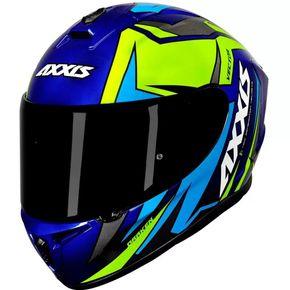 Capacete-Axxis-Draken-Vector-Blue-Yellow-1