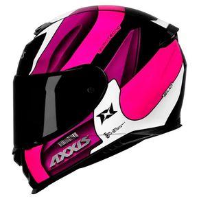 Capacete-Axxis-Eagle-Tecno-Black-White-Purple-1